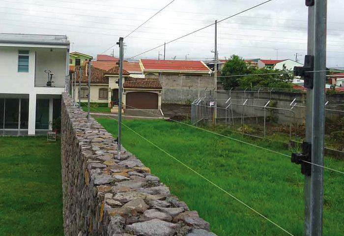 Instalación de una cerca eléctrica - ELÉCTRICA - Revista ... - photo#5