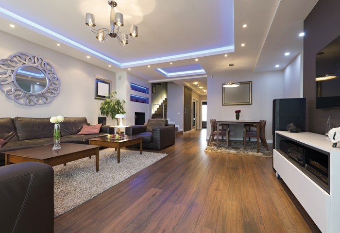 Transforma muebles y espacios con iluminaci n el ctrica - Iluminacion para muebles ...