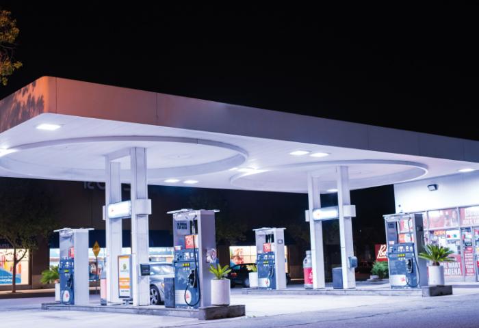 Instalaciones en gasolineras