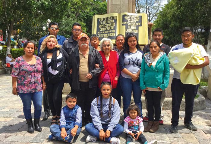 Lázaro Ramírez Garnica, Tlacotepec de José Manzo, Puebla
