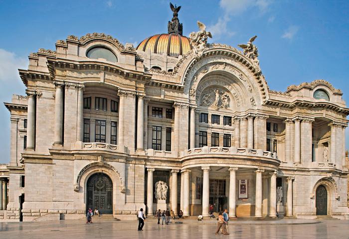 CDMX, la ciudad de los palacios